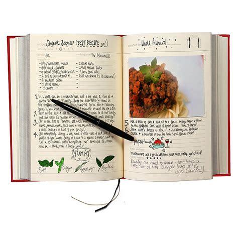 libro de recetas de mi familia