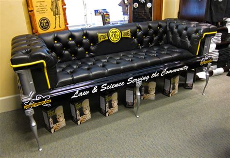 coffin couches the la coroner s gift store sometimes daily always random