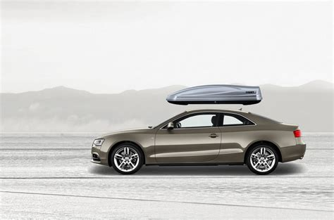 Audi Cargo Box by Audi A5 Rooftop Cargo Box