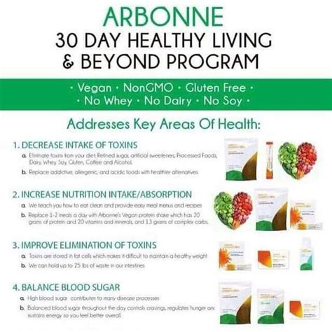 Arbonne 30 Day Detox Meal Plan by The World S Catalog Of Ideas