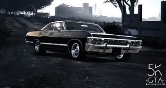 Chevrolet Impala 67 Chevrolet Impala 67 Gta5 Mods