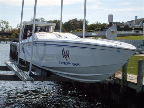 cigarette boat for sale nj 2001 cigarette top gun powerboat for sale in new jersey