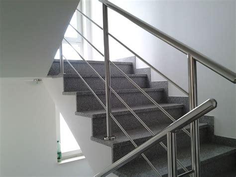 va treppengeländer innen treppengel 228 nder aus edelstahl va nirosta aston inox