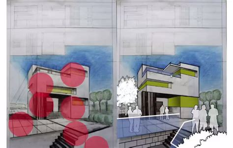 cube house design drawing tutorial cube house design critique arch student com