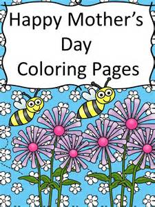 free s day coloring pages happy mothers day coloring page free and