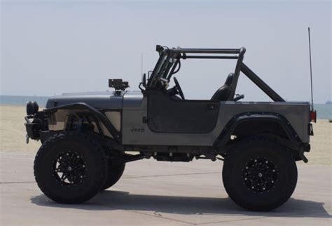 jeep yj custom parts jeep wrangler yj custom no reserve