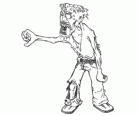 zombie coloring pages pdf 12 zombie coloring page az coloring pages