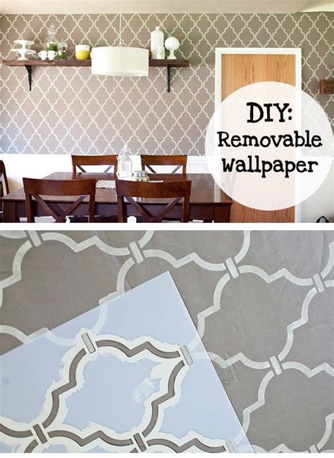 removable wallpaper for renters decorating for renters decorating your small space