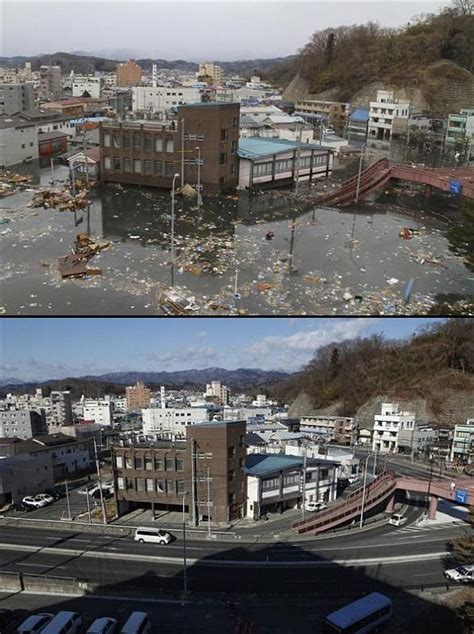 japan today photos japan s amazing recovery a year after tsunami