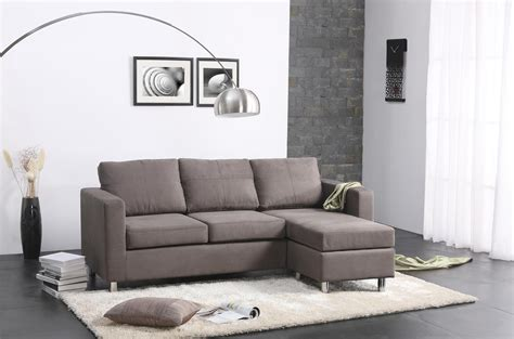 Apartment Furniture Sectional Home Furniture Decoration Small Spaces Sectional Sofa