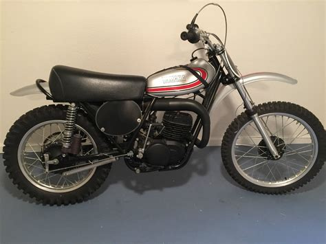 yamaha motocross bikes for sale 1974 yamaha yz for sale