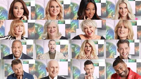 whos on celeb bb celebrity big brother 2018 lineup confirmed meet the