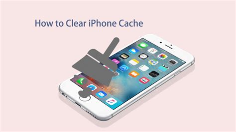 how to make more room on iphone how to clear cache on iphone apps how to clear cache on iphone 4 4s 5 5s 6 6 plus clear app