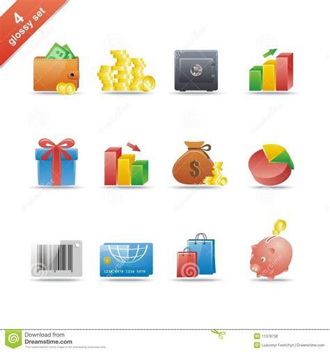 Glosy Set by Glossy Icon Set 4 Royalty Free Stock Image Image 11378736