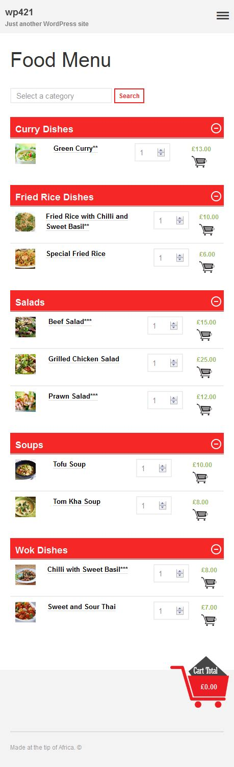 Woo Detail Product Page Builder V4 0 3 foodify restaurant food menu for woocommerce by