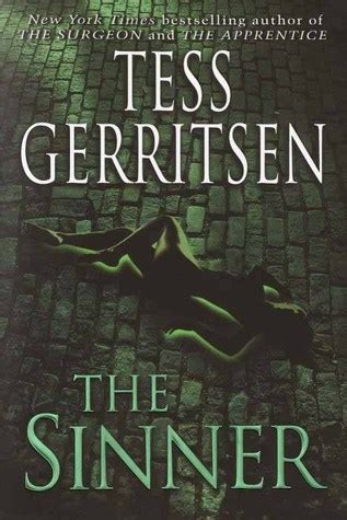 try sinner books the sinner rizzoli isles 3 by tess gerritsen