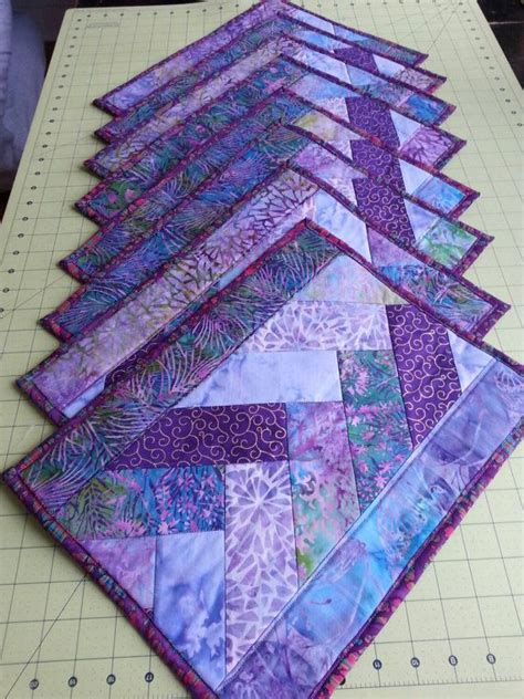 the 25 best ideas about purple placemats on