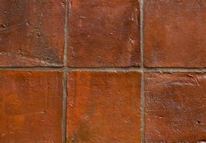 terracotta tiles floors of
