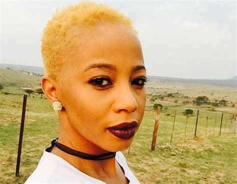 kelly khumalo original hairstyles kelly goes blonde yay or nay