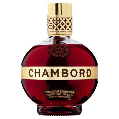 chambord black raspberry liqueur 20cl from ocado