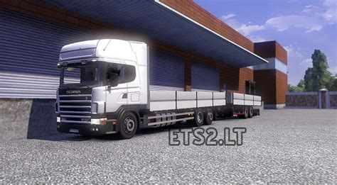 Kran Cab Uk 1 2 scania 4 v1 4 ets 2 mods