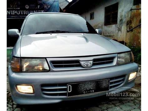 Alarm Mobil Starlet jual mobil toyota starlet 1996 1 3 di jawa barat manual compact car city car silver rp 63 000