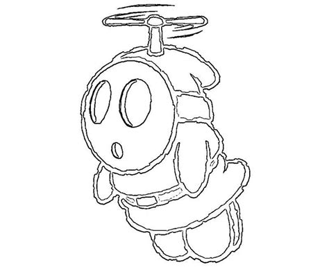 free coloring pages of fly guy