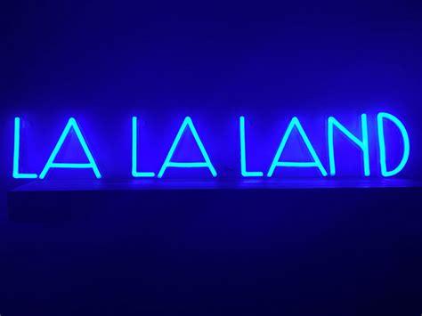 la la land neon signs romantic ambiance   room