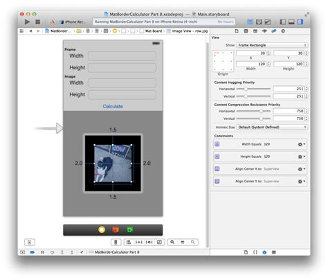 auto layout in xcode 6 tutorial learn about auto layout for xcode 5 and interface builder