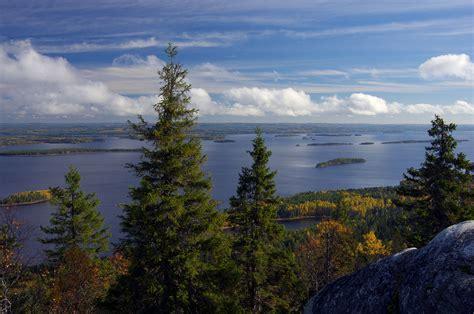 filekoli national park north karelia finland scenery