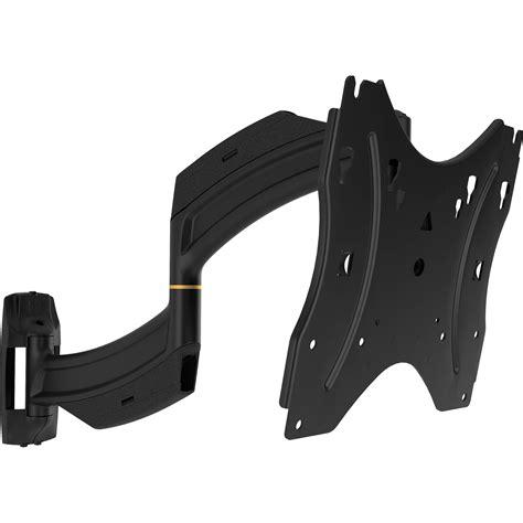 dual swing arm wall mount chief ts118su thinstall small swing arm wall mount dual