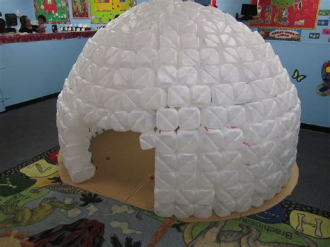 How To Make Igloo House With Paper - jct6878 author at diary of a working