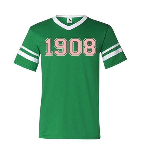 design jersey kappa alpha kappa alpha 1908 stripe t shirt greek apparel