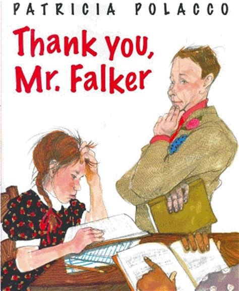picture books for narrative writing top 100 picture books 53 thank you mr falker by