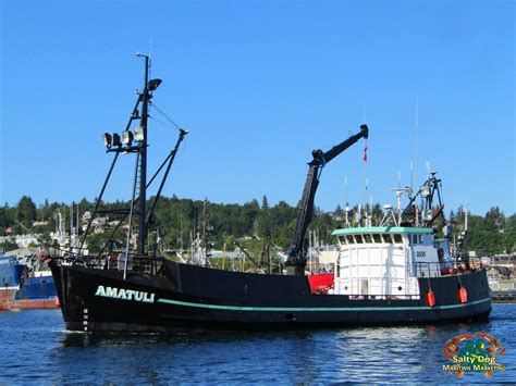 deadliest catch boats deadliest catch amatuli chase boat discovery channel