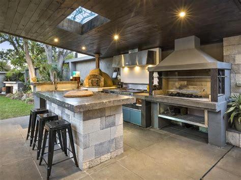 entertaining kitchen designs outdoor entertaining area designs realestate au