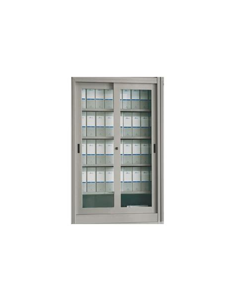 armadio metallico ante scorrevoli armadio metallico ad ante scorrevoli in vetro cm