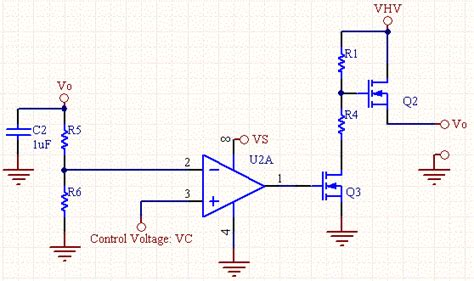 current controlled resistor voltage controlled voltage source