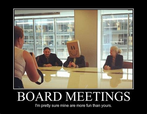 Meeting Room Meme - board meetingtransition guelph