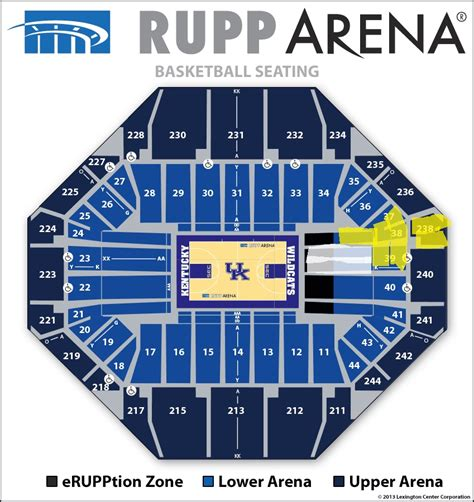 rupp arena student section purples return to rupp arena game and ticket information