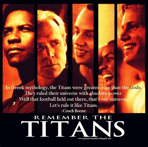 movie quotes remember the titans movie remember the titans quotes leadership quotesgram