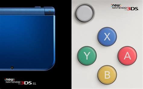 X 3ds Second new 3ds and 3ds xl models incoming improved screens new buttons second stick nfc built in