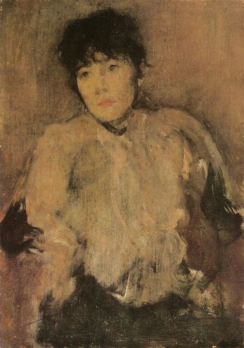 artist whistler biography the rose scarf c 1890 james mcneill whistler wikiart org