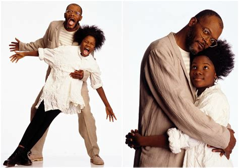 Children Of The L by Samuel L Jackson Child Following Daddy S Steps
