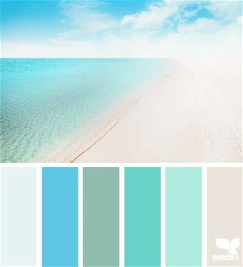 caribbean colors caribbean color by design seeds the beach house pinterest