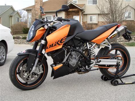 Ktm Superduke 990 2007 Ktm 990 Duke Moto Zombdrive