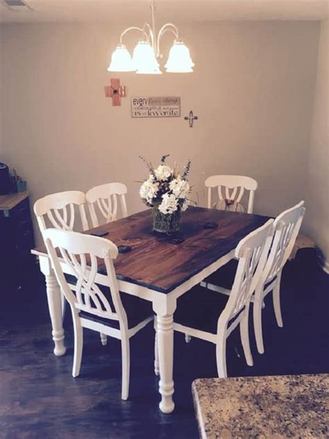 Kitchen Table With Leaf Insert: Ingatorp Drop leaf Table
