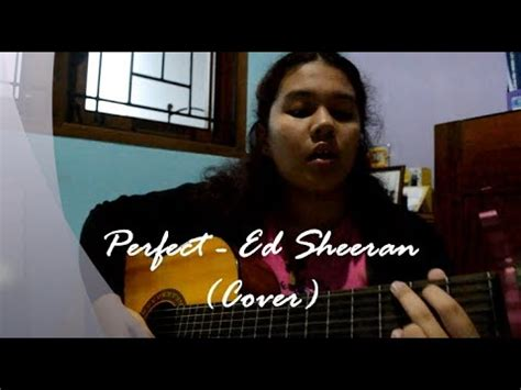 ed sheeran perfect extended perfect ed sheeran cover by natalia margaret youtube
