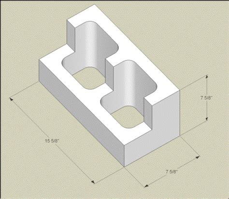 Cmu Search 8x8x16 Cmu Dimensions Images Search