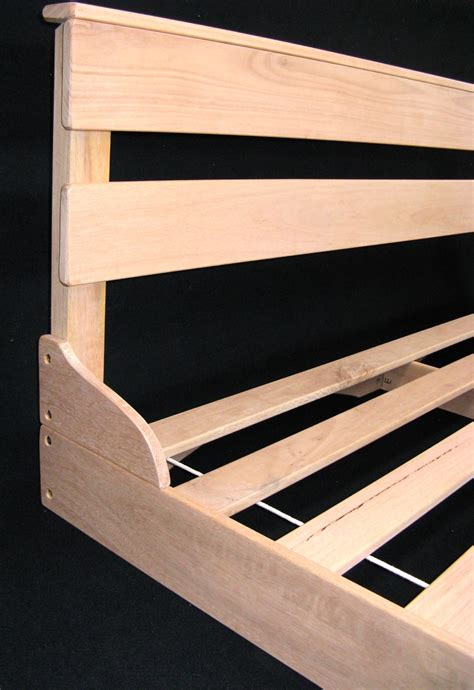 Lowline Bunk Beds Lowline Bed With Headboard Richard Woodworks